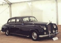 1959 Four-door Six-light Saloon by James Young (chassis BLC44, body 4062, design SC12)