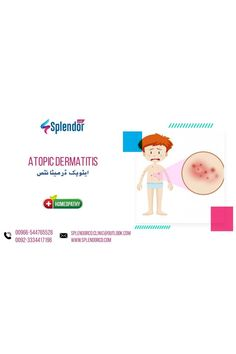 Atopic Dermatitis Mental Health Programs, Homeopathy Treatment, Female Fertility, Acne And Pimples, Homeopathic Medicine, Doctor In, Medical Information, Stress Management, Physical Activities