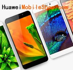 Huawei Mobile Phone Promise: Enriching life and improving efficiency through a better connected world.