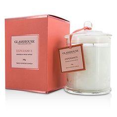 Glasshouse Ароматическая Свеча - Esperance (Mimosa & Wild Apple) 350g