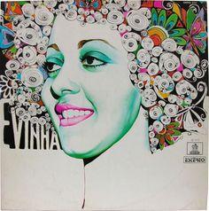 lp covers | LP cover: Evinha