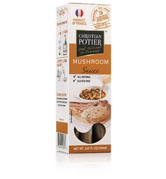 DHC Christian Potier Mushroom Sauce