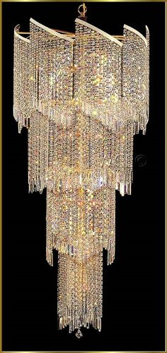 Fabulous hanging all crystal with pink tone Chandelier exquisite. Cheap Chandelier, Elegant Chandeliers, Luxury Chandelier, Glass Chandelier, Chandelier Lighting, Crystal Chandeliers, Home Lighting, Lighting Design, Lamp Light