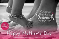 ツ Greatest thanks to diamonds of the life.. Happy Mother's Day!   Hayatımızın pırlantalarına; tüm annelere sonsuz teşekkürler.. Anneler Gününüz Kutlu Olsun!  www.baiahotels.com