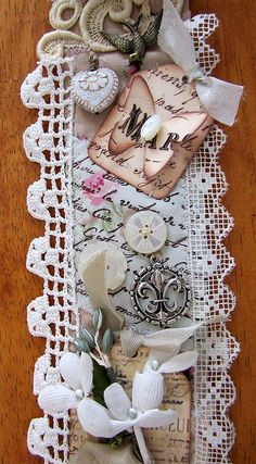 My Snippet | Rhonda is hosting this wonderful swap with the … | Flickr