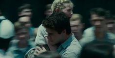 Gale carrying away Prim
