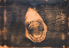 Shark Shark, Copper, Prints, Brass, Sharks