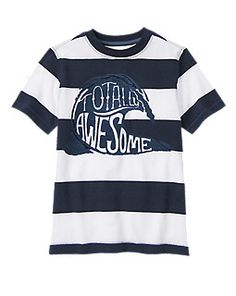 Totally Awesome Wave Tee