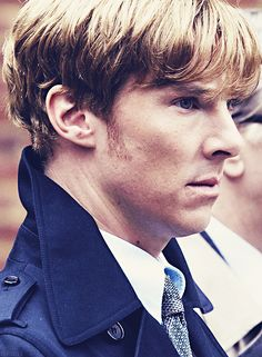Benedict Cumberbatch as Peter Guillam OH MY GOD, is he gorgeous or is it the wine talking?????