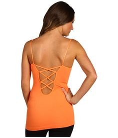 Free People Seamless Cage Back Cami