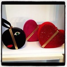 DVF clutches. I'm going to make one. So cute
