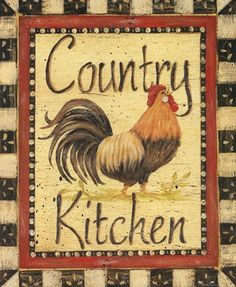 Want Kitchen Decorated with different farm animals chickens,cows,pigs ect.