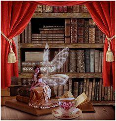 ..Fairy Book.. by w-melon