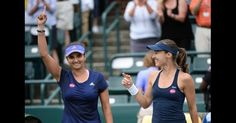 Sania Mirza becomes first Indian woman to grab World No 1 tennis doubles spot