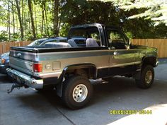 How About Some Pics Of 4x4 Blazers Jimmy S Burbs Page