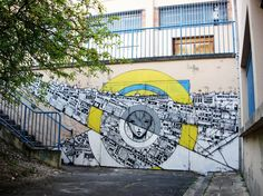 #IEMZA with @Creagroup Graffiti