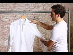 5 Tips for Keeping your Dress Shirt Crisp - YouTube