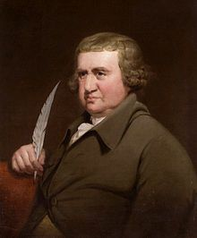 Erasmus Darwin was an English physician & a key thinker of the Midlands Enlightenment. He was a natural philosopher, physiologist, slave trade abolitionist, inventor, & poet. His poems included much natural history, including a statement of evolution and the relatedness of all forms of life. He was Charles' grandfather. He believed that a good public education should be available to women and lessons should include physical exercise, botany, chemistry, mineralogy, & experimental philosophy.
