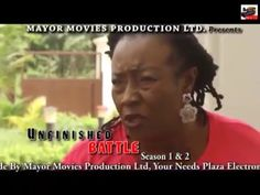 Unfinished Battle (Trailer)- 2016 Latest Nigerian  Nollywood Movie