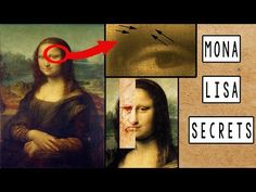 The Mona Lisa painted by the genius Leonardo da Vinci, it remains a subject of controversy and intrigue. With speculations being made about her history, the . Hidden Art, Hidden Images, Renaissance Artists, Renaissance Paintings, Mona Lisa Secrets, Truck Mounted Crane, Nativity Star, The Creation Of Adam, Real Ghosts