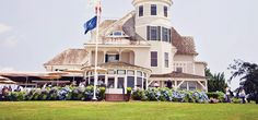 The Lighthouse Suite | Accommodations at Castle Hill Inn | Newport, Rhode Island