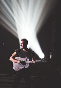 Chris Martin, Coldplay.