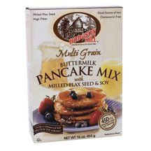 Hodgson Mill Pancake Mix Buttermilk Multi Grain with Milled Flax Seed and Soy 16Ounce  Value Bulk Multipack -- Be sure to check out this awesome product.