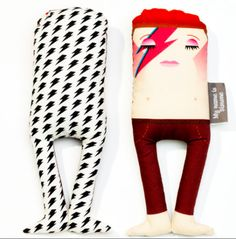 Why yes, we do need a Ziggy Stardust doll.