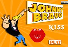 Johnny Bravo goes to an award function and there gets an opportunity to kiss a celebrity in the first level and two in the second level. The only problem is that nobody should see them kissing. Play the game and have fun.