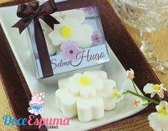 Sabonete Casamento Sakura