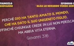 Evangelo di Giovanni Archivi — Oggi in Cristo