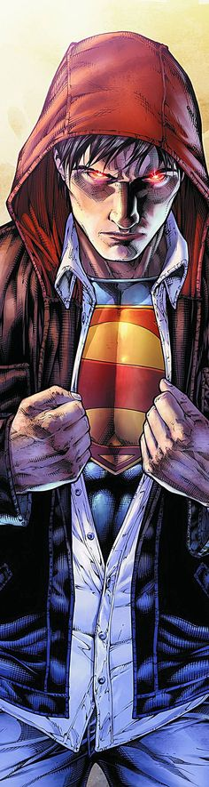 Superman, Earth One, New 52.