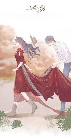 Anime Couples Drawings, Anime Couples Manga, Anime Poses, Manga Anime, Manhwa Manga, Romantic Anime Couples, Romantic Manga, Manga Couple, Anime Love Couple