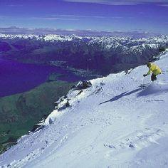 Ski in Queenstown