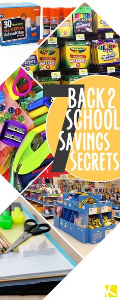 7 Back-to-School Savings Secrets You Need to Know