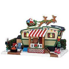 Lemax Village Collection -Christmas Village Building Porcelain Lighted House