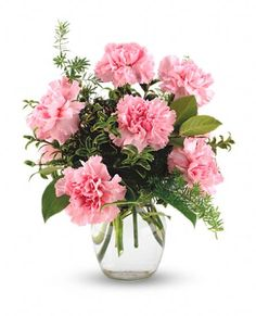 Pink Notion Flower Bouquet - Teleflora.com