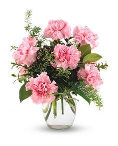 Pink Notion Flower Bouquet - Teleflora.com