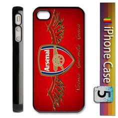 Arsenal Logo Football Club Premier League IPHONE CASE