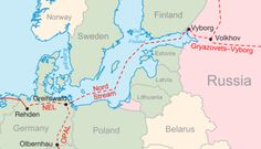 Two days before the swaggering Sec-Def Ashton Carter touched down in Germany, Gazprom announced that it was putting the finishing touches on a massive deal that would double the amount of Russian gas flowing to Germany via a second Nord Stream pipeline.