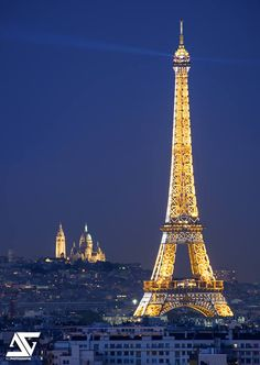 Magnifique! Eiffel Tower.