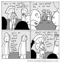 Pride by @lunarbaboon - Comics