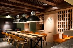 DogAteDove restaurant on Behance
