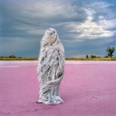 SALT MAN BY POLIXENI PAPAPETROU