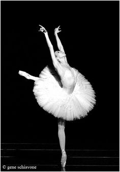 Viktoria Tereshkina. Photo by Gene Schiavone.