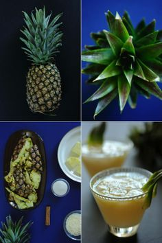Fresco De Piña y Arroz-Chilled Pineapple and Rice drink (Souvlaki For The Soul)