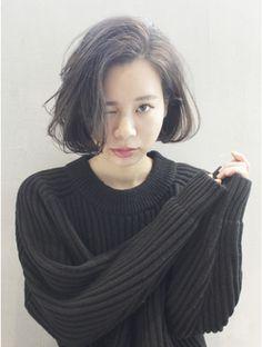 アルバム 渋谷店(ALBUM) 【ALBUM渋谷】森田_重軽ショートボブ×ダークアッシュ_830