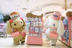 Cinnamoroll & Mocha shopping spree!!
