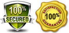 100% secured website