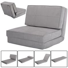 chair to bed convertible ergonomic mesh office 94 best images woodworking bench chairs fold down flip out lounger sleeper couch game dorm guest room